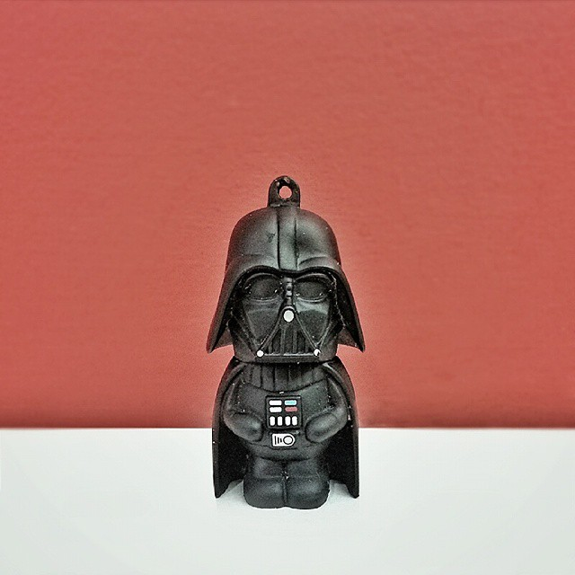 Jr. Darth Vader #darthvader #starwars #starwarsday #memory #junior #red #instalike #instagram #black #follow4like #followme #like4like #tagsforlikes #flash